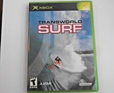TransWorld Surf (ATARI game for the Microsoft Xbox, 2001)  COMPLETE! tested