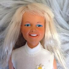 Vintage 1974 DUSTY Doll Platinum Hair By Kenner