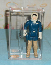 vintage Star Wars HAN SOLO HOTH OUTFIT (flesh face/tan pants) AFA 70