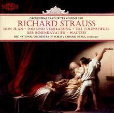 Richard Strauss - Don Juan/+ von BBC National Orchestra Wales,Tadaaki Otaka - CD