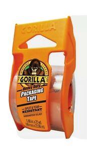 Gorilla Heavy Duty Packaging Tape 1.88 in. x 25 yd.