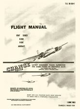 DOUGLAS B-26B & B-26C INVADER - FLIGHT MANUAL - T.O. 1B-26B-1 / 1964