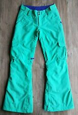 Women's THE NORTH FACE Hyvent Insulated Skiing Pants/Trousers, Size XS