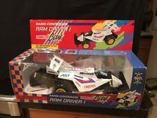 Vintage NEW SEALED MISB Radio-Controlled Computer City RAM DRIVER I 1 R/C Car