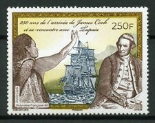 French Polynesia 2019 MNH Captain James Cook 250th Ann 1v Set Boats Ships Stamps