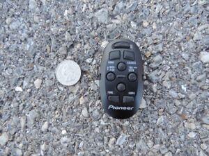 ONE Pioneer remote control CXB9202 car audio RC black CXB 9202 020635