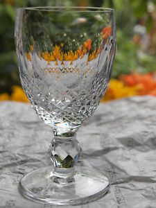 Waterford Crystal Colleen White Wine Glass Vintage