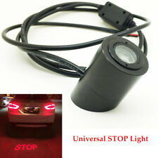 Universal STOP Light Car Laser Brake Fog Lamp Projector Prevent Waterproof