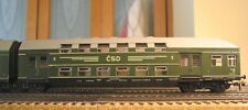 SCHICHT HO 1108/1109 CSD CESKOSLOVENSKE STATNY DRAHY 6-UNIT ARTICULATED CAR SET
