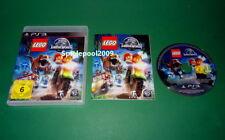 Lego Jurassic World mit Anleitung und OVP fuer Playstation 3 PS3