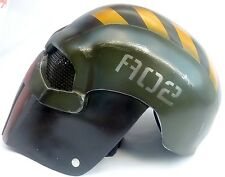 "Army of Two ""Robo Trooper 1"" Punisher Custom Fiberglass Paintball / Airsoft Mask"
