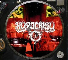 "Hypocrisy  - Paled Empty Sphere Mega Rare Picture Disc 12"" Promo Single LP"
