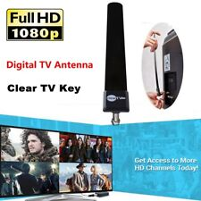 Clear TV Key Digital Indoor HDTV Free TV Antenna Fire Stick Television Antennas