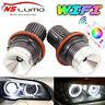Lux LED Angel Eyes RGB Wifi Control Halo Ring Light  For BMW E39 E53 E60 E61 E63