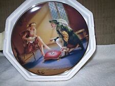 """Franklin Mint Cinderella """"If the Shoe Fits"""" by Steve Read"""