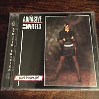 Abrasive Wheels - Black Leather Girl (2000) NEW SEALED PUNK CD CAPTAIN OI! CD