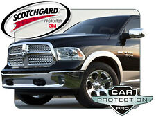 Dodge Ram 1500 2014-2018 3M Scotchgard PRO Paint Protection Film Clear Bra Kit