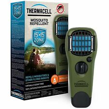 New 2017 ThermaCell Olive Green Mosquito Repeller MR-GJ