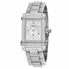 Charriol Women's Columbus Stainless Steel Swiss Quartz Date Watch CCSTRH920830