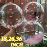 Bubble Clear Transparent Party Wedding 10/18/24/36 inch Small to Huge Balloon