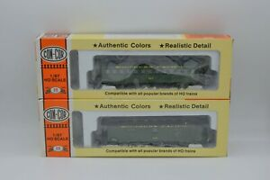 Con-Cor HO Scale (4) Southern Pacific Old Time Passenger Cars - Boxed