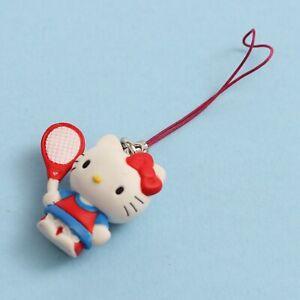 Vintage Sanrio Hello Kitty Tennis Mobile Phone Charm