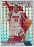 2019-20 Panini Mosaic Miami Heat Kendrick Nunn NBA Debut Silver Prizm RC #268