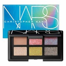 NARS X  CHRISTOPHER KANE CHROME  HARDWIRED EYESHADOW PALETTE + HOLOGRAPHIC LIP