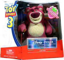 SDCC 2010 COMIC CON TOY STORY 3 LOTSO BEAR SCENTED STRAWBERRY
