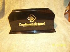 Continental Hotel Casino Keno Slip Marker Holder