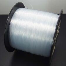 Monofilament 500M 80LB/0.88mm Nylon Line Mono Clear Strong Smooth Fishing Line