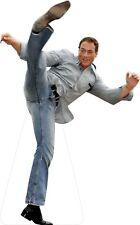 "Jean-Claude Van Damme -High Kick 73""Tall - Cardboard Cutout Life Size Standee"