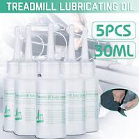 5PCS 100% Silicone Oil Treadmill Belt Lubricant Running Machine Lubricating Lube