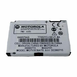 Motorola Standard Capacity Lithium-Ion Battery 780 mAh Battery SNN5794A