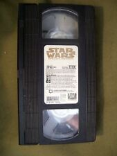 Star Wars SPECIAL ED. Trilogy Empire Strikes Back Return of the Jedi + (4 VHS)