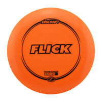 Discraft Z Line Flick Maximum Distance Driver Golf Disc - Colors Will Vary
