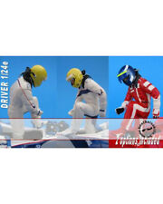1/24 MODERN F1 DRIVER FIGURE STEPPIN OUT TAMIYA REVELL