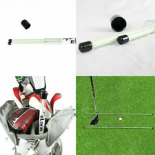 Golf Alignment Sticks Swing Plane Tour Training Aids Practice Rods Helper Tool