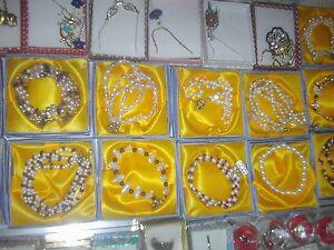 bulk lot of 20 bracelots gift boxed
