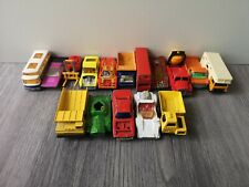 COLLECTION OF 16 MATCHBOX SUPERFAST MODELS
