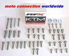 RFX KTM SXF250 SXF450 2008 KTM pista Pack Kit De Perno Sujetadores Tipo Oem
