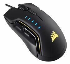 Corsair Optical Gaming Mouse Glaive RGB LED USB Wired Black