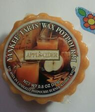 YANKEE CANDLE APPLE CIDER TART  COMBINED SHIPPING HUNDREDS LISTED