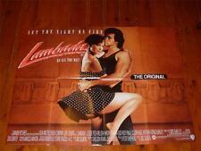 Lambada ~ Original Quad Poster 1990 ~ J. Eddie Peck / Melora Hardin