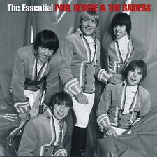 Essential Paul Revere & the Raiders 2 CD Set AUTOGRAPHED by Mark Lindsay
