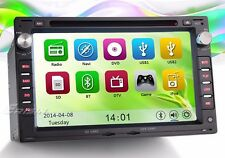 "AUTORADIO TOUCH 7"" GPS VW Bora Polo Passat Golf Sharan Navigatore Dvd Mp3 Sd"