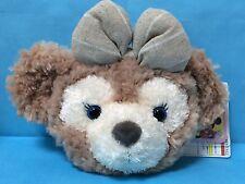 ShellieMay Disney bear face small coin purse Shoulder Pass case Tokyo DisneySEA