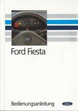 Ford fiesta 3 manual de instrucciones de 1990 instrucciones de uso manual bordo libro ba