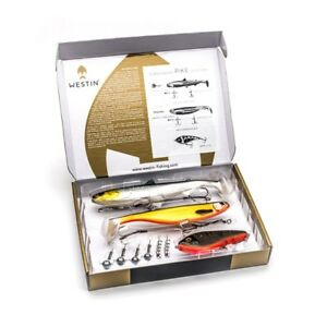 Westin Scandinavian Pike Selection Lure Gift Set Box