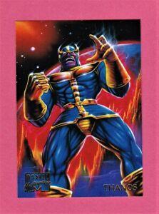 1995 Marvel Masterpieces - THANOS - #98